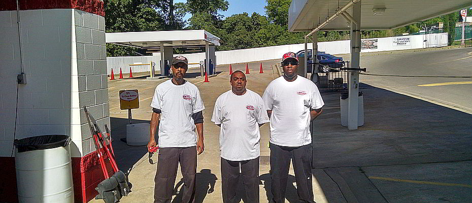 Truck Cleaning Services in Montgomery, AL - vehicle cleaning pros on duty