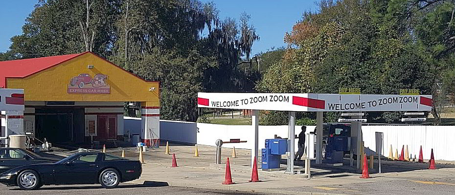 Zoom Zoom Car Wash in Montgomery, AL - Decatur St Location